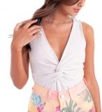 blusa de Poá