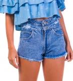 Short Jeans Desfiado