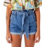 Short jeans degradê