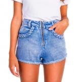 Saia Sino jeans