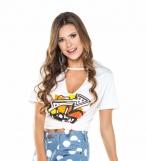 Short Jeans Rosa