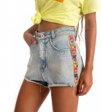 Macacão Feminino Jeans