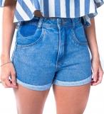 Blusa Jeans clara